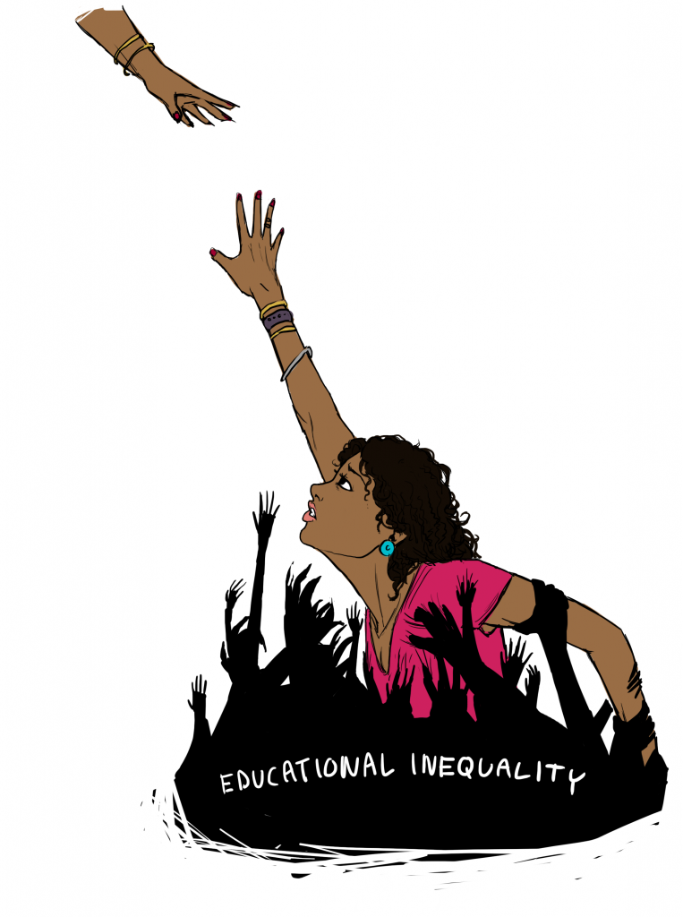 education disparity So how can the continent curb corruption  one potential antidote to systemic  corruption is education, both in terms of general ed as well as.