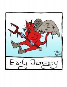 Early January