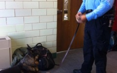 Dingo the drug dog comes to KHS