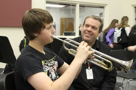 Kirkwood School District announces Jeff Melsha as Band Director