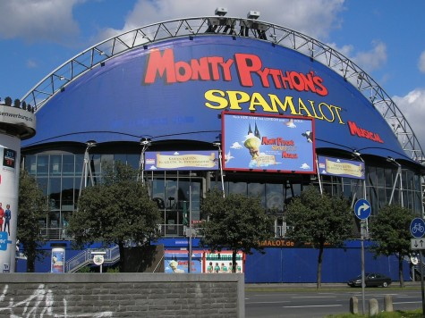 Spamalot preview