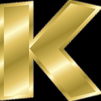 Celebrate Gold K