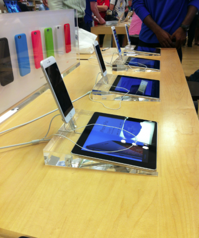 New apple products hitting the market