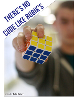 There's No Cube Like Rubik's