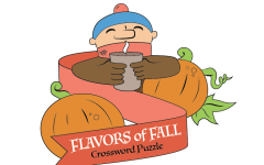 Flavors of fall crossword puzzle