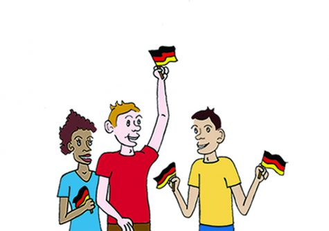 German on the rise