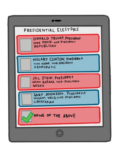 American voters (or the lack thereof)