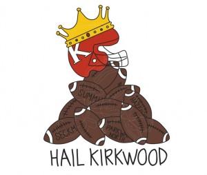 Editorial Cartoon: Kirkwood Football