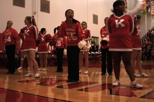 Photo Gallery: Turkey Day Pep Rally