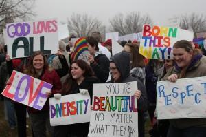 Photo Gallery: Westboro Baptist Church Protest