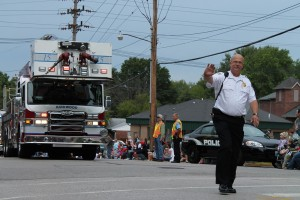 Photo Gallery: The Greentree parade