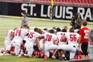 Photo Gallery: Kirkwood wins state football game
