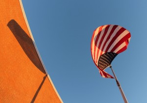 Photo of the day: American Flag