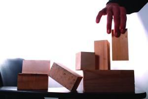 Administration breaks down the blocks