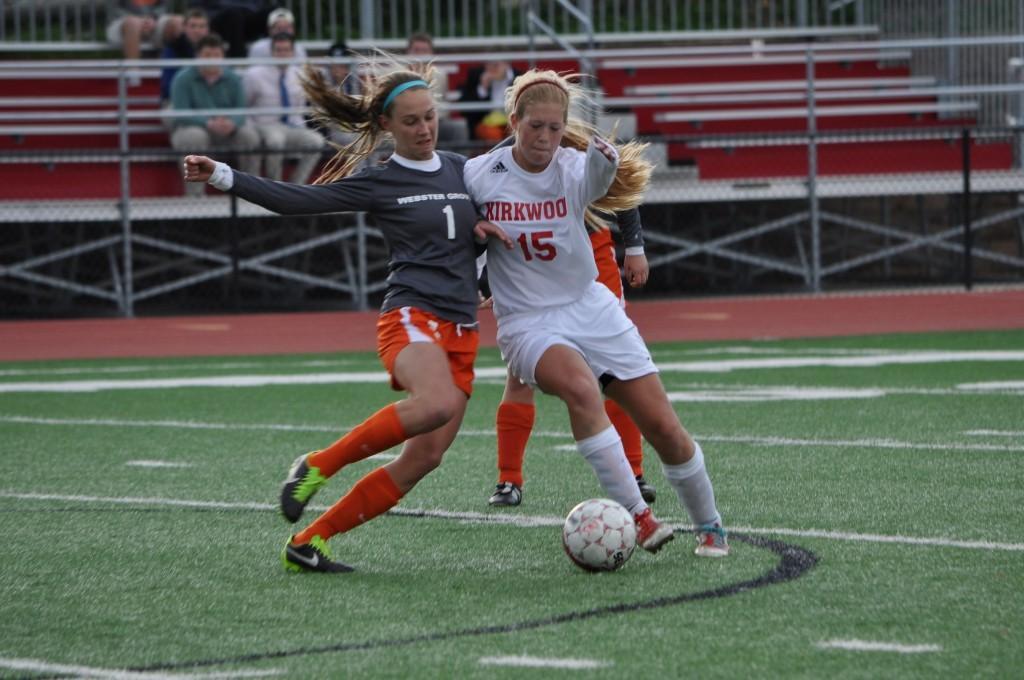 Photo gallery: Varsity girls' soccer vs. Webster Groves