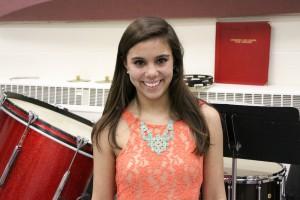 Senior profile: Megan McCarley