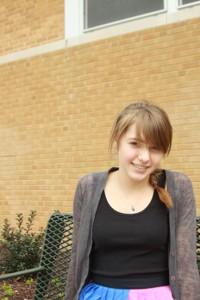 Senior profile: Grace Randolph