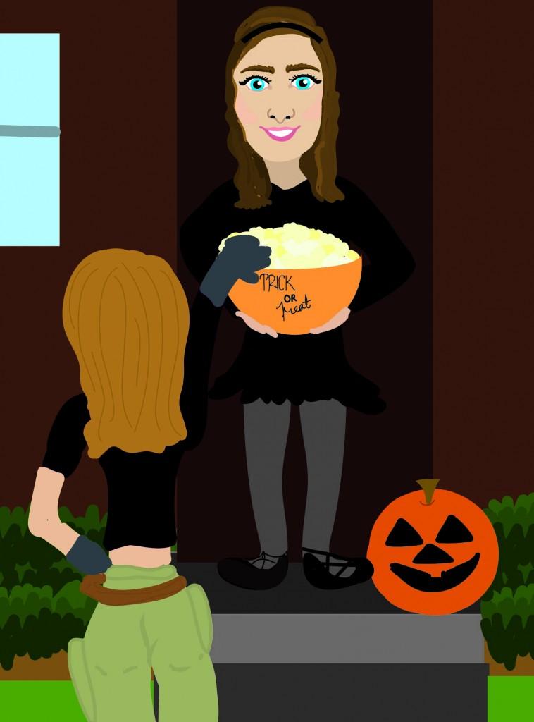 Should high schoolers and halloween mix?