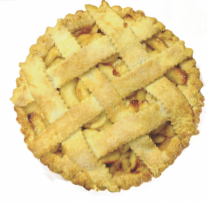 Oh my, so much pie