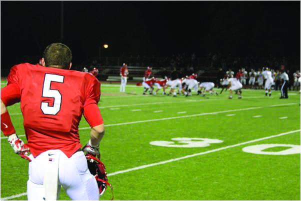 Pioneers persevere through injury to senior QB