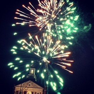 Kirkwood celebrates a new year