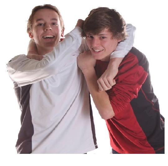 Eric and Matt Eagon