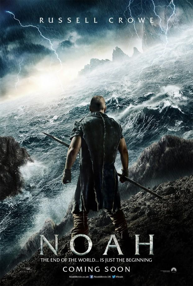 Noah: Hollywood's latest take on the bible
