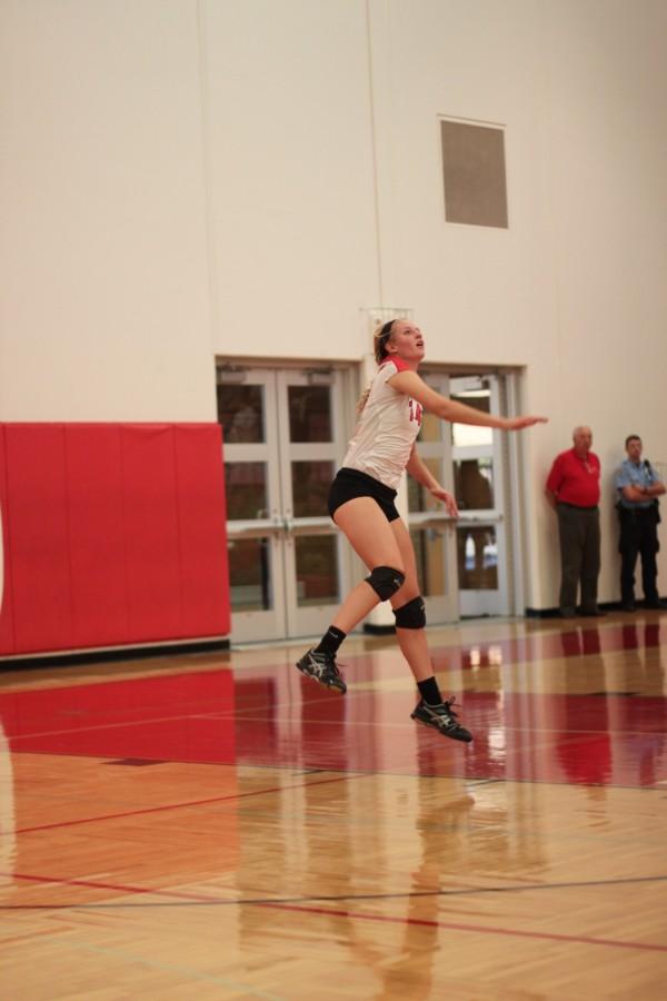 Athlete of the week: Kara Steele