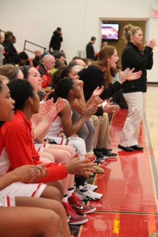Photo gallery: girls' varsity basketball: Jan. 23