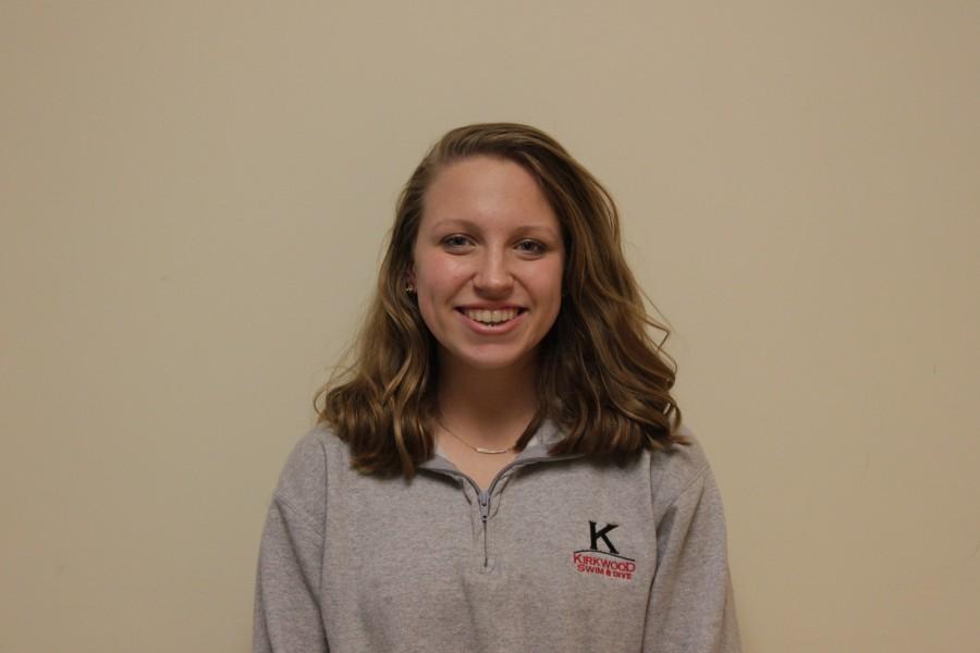 Athlete of the Week: Bridget Heartlein