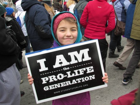 Connecting the Dots: Pro-Life