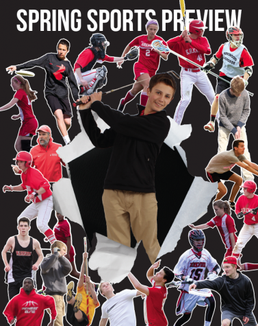Spring Sports Preview: Athletes