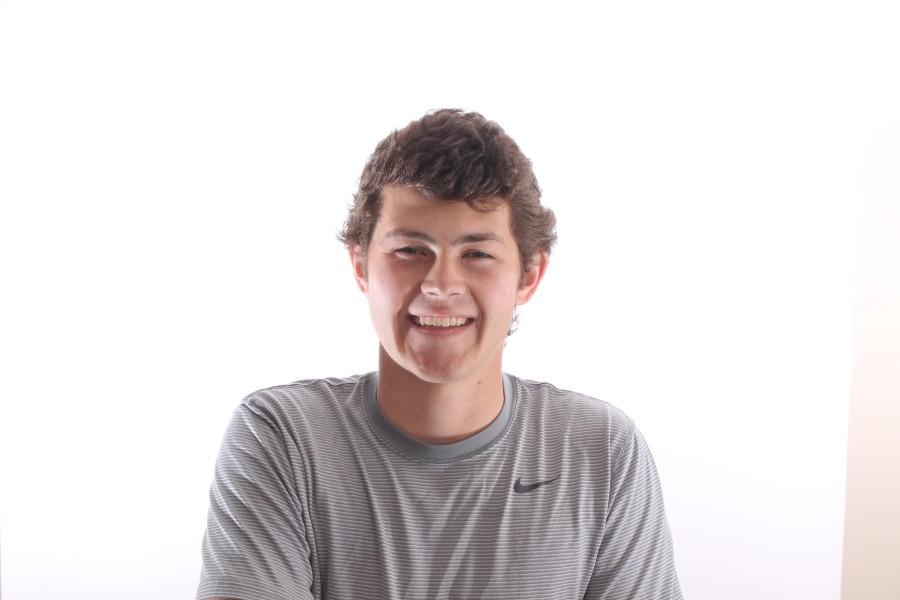 Senior profile: Joey Williams
