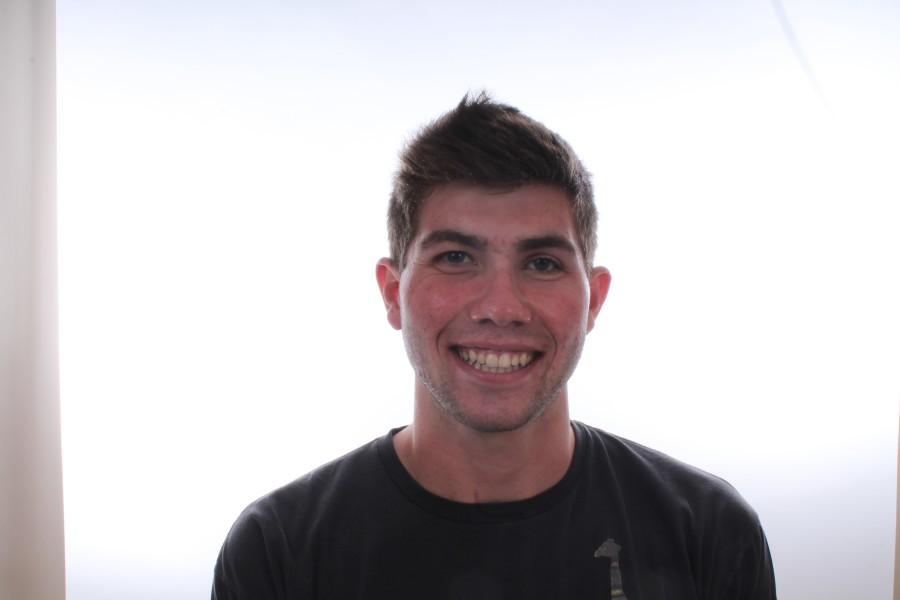Senior profile: Matt Maury