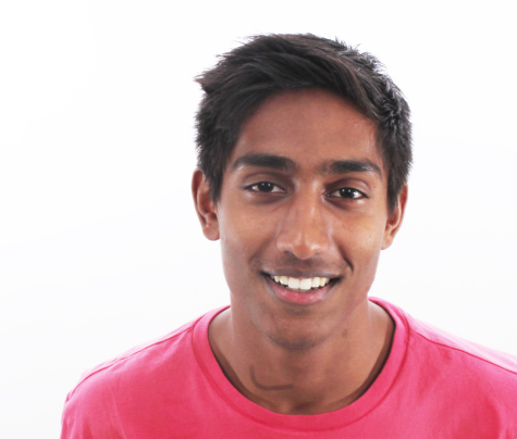 Senior profile: Ganesh Gangasingh