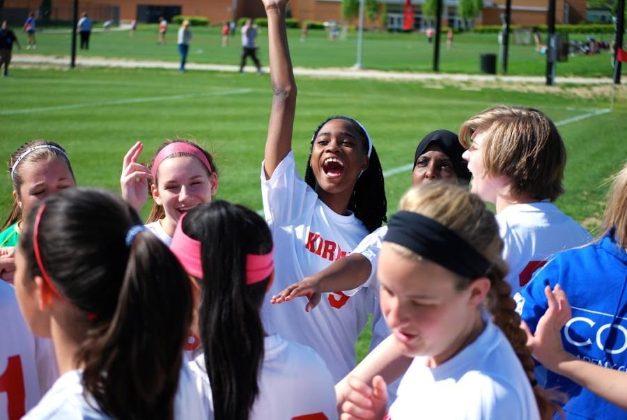 Photo gallery: KHS girl's freshman soccer vs. Rockwood Summit