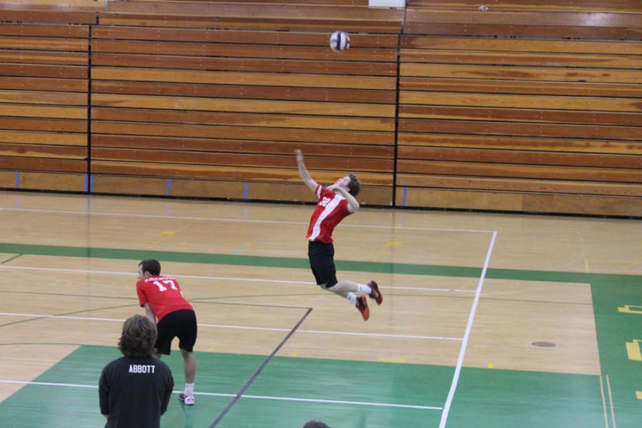 Photo gallery: KHS boys varsity volleyball vs. Lindbergh