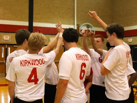 Photo gallery: Kirkwood boy's freshman volleyball vs. Gibault Catholic
