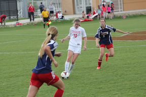 Photo gallery: KHS girls varsity soccer vs. Parkway South