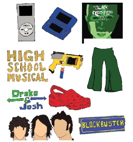 Teen nostalgia: our top 10 trends of the 2000s