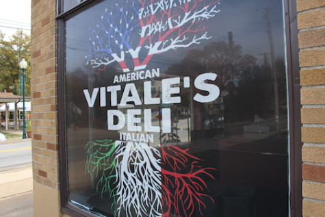 The original Vitale's opened in The Hill in 1947.