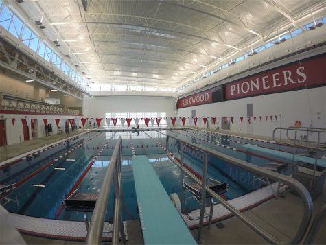 Walker Natatorium opens