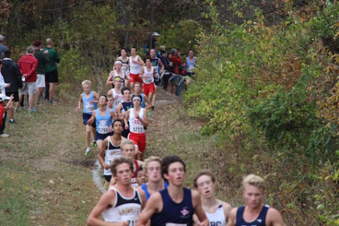 Varsity boys' cross country season review