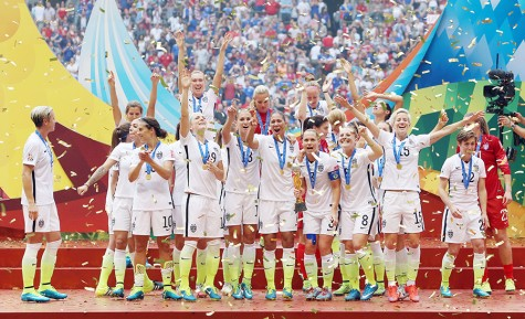 2015 Women's World Cup Final