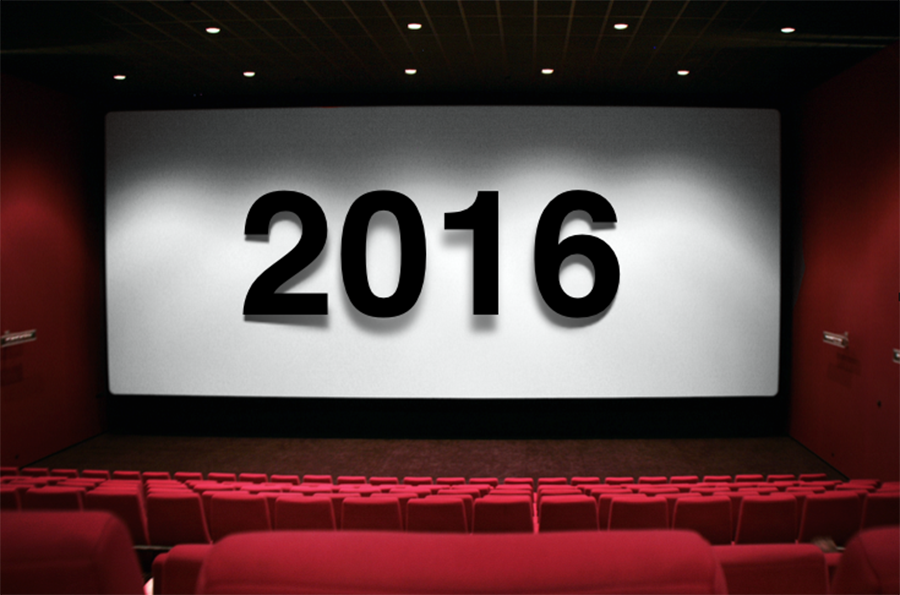 Top 10 anticipated movies of 2016