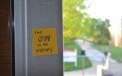 SAW Post-it-note day.