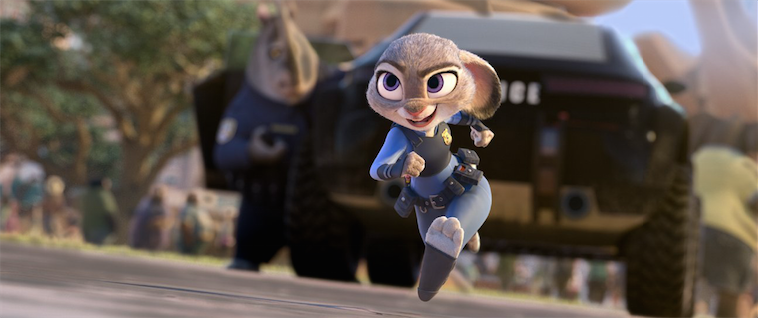 Movie+review%3A+Zootopia