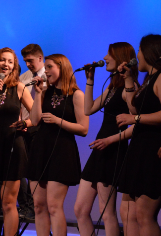 Vocal jazz concert
