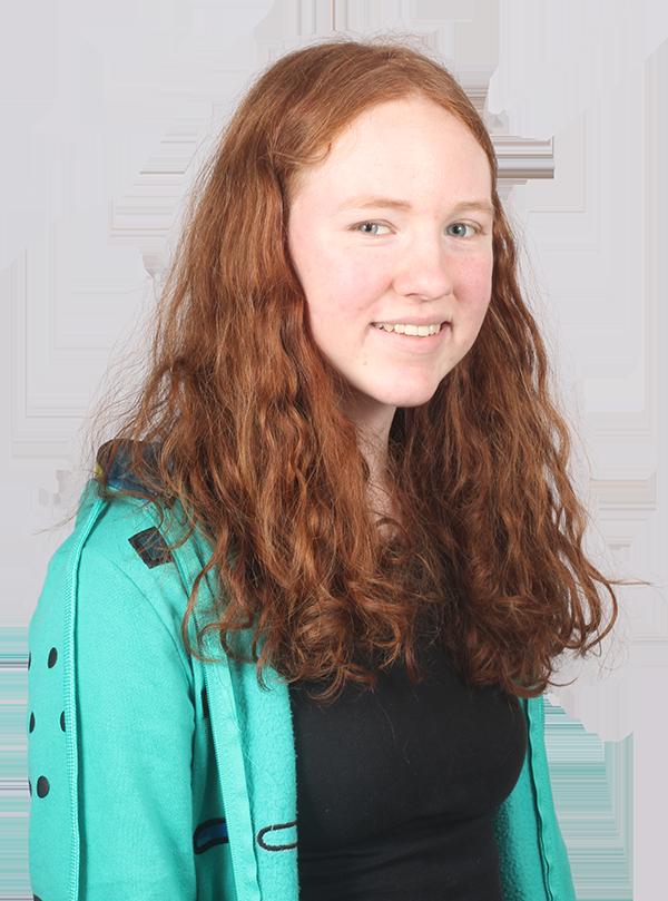 Senior profile: Julia Sponholtz