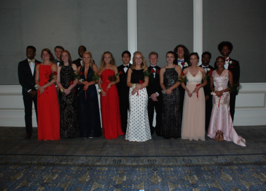 KHS 2016 Prom court nominees